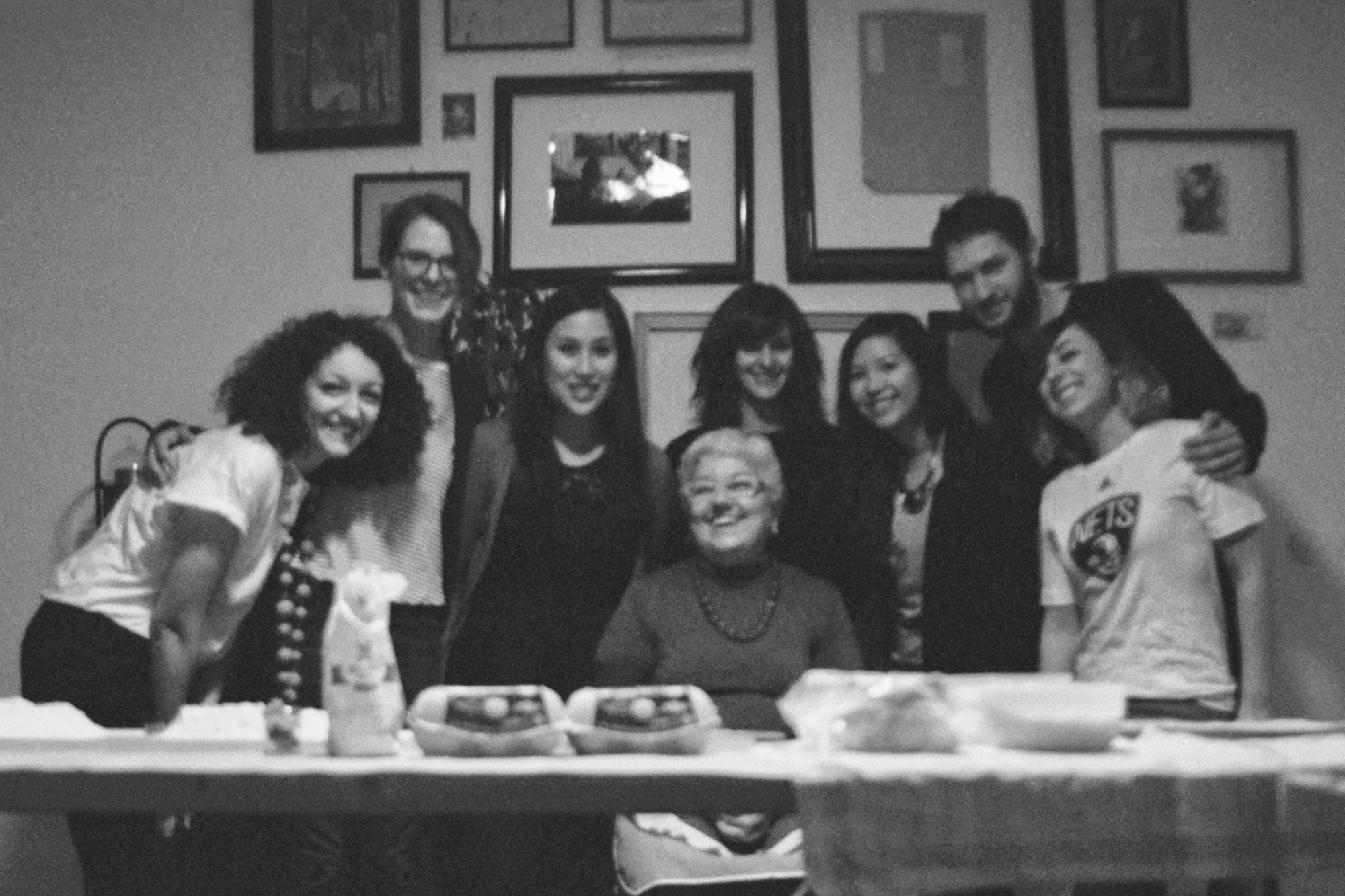 Tortelli workshop group