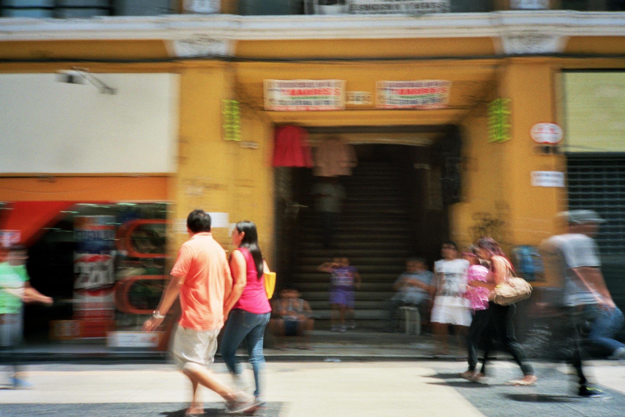 Peru Lima Centro shopping