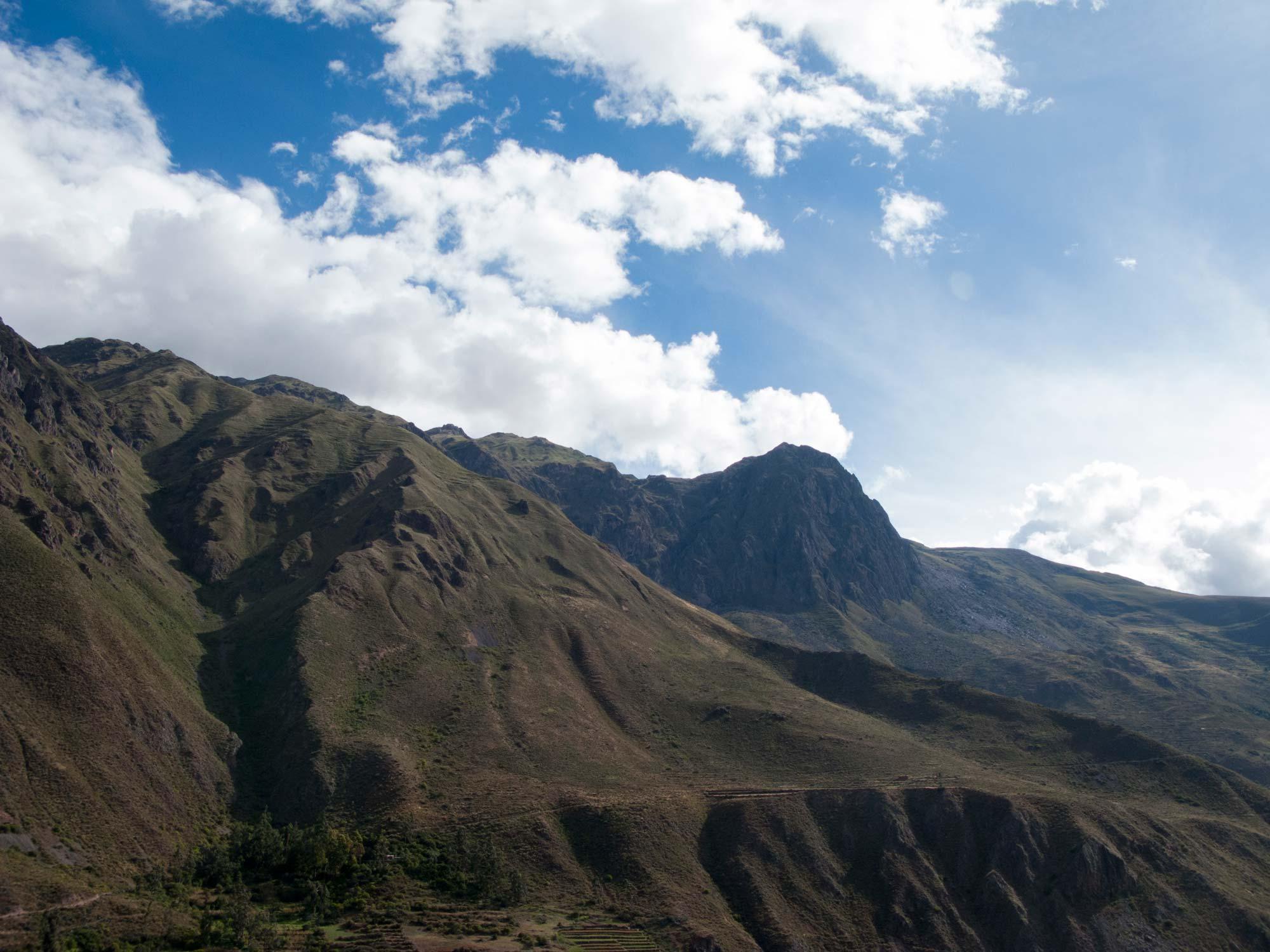 Peru cusco sacred Valley urubamba