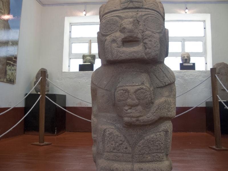 Peru Puno Cusco Pukara museum