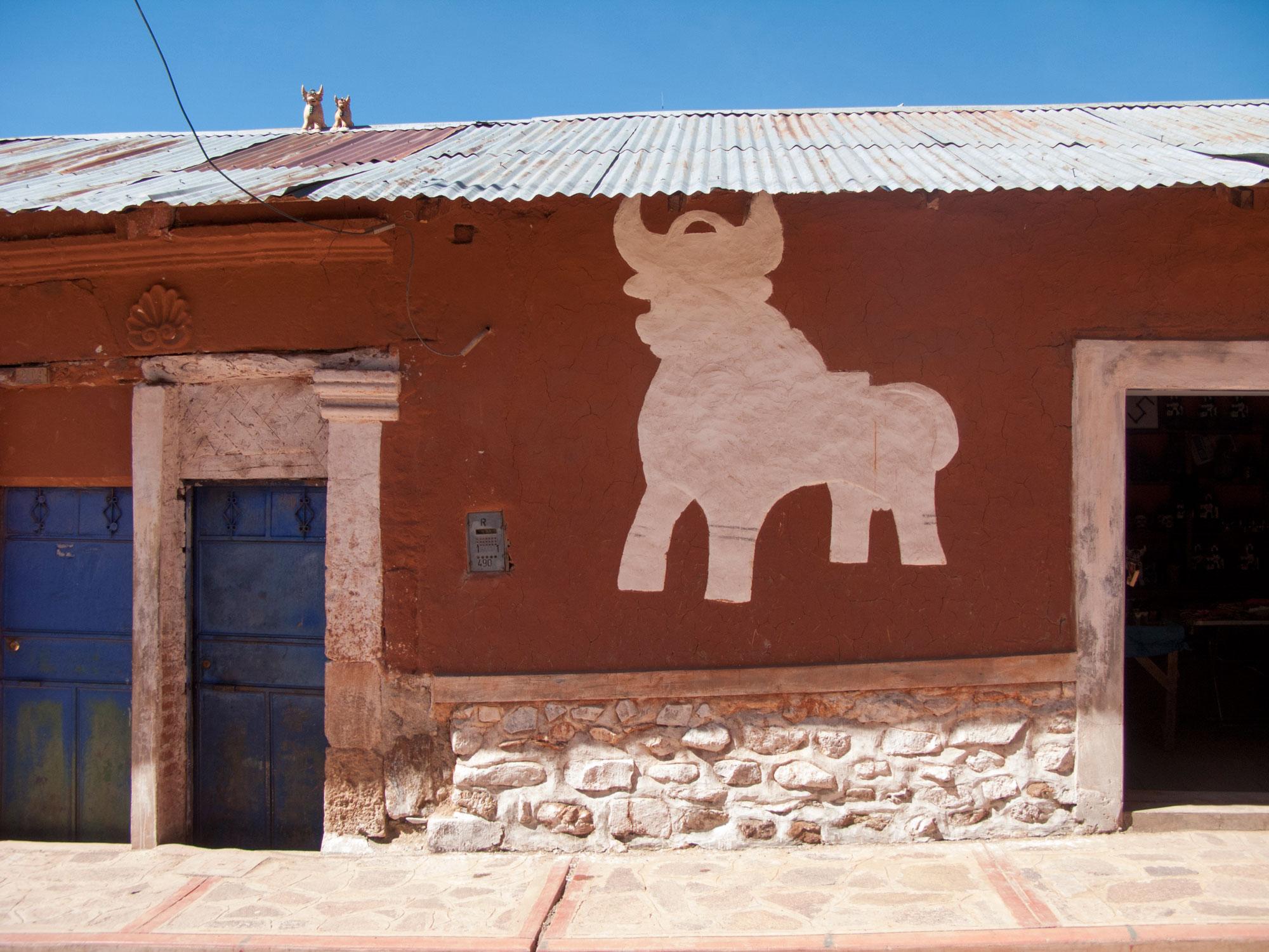 Peru Puno Cusco Pukara