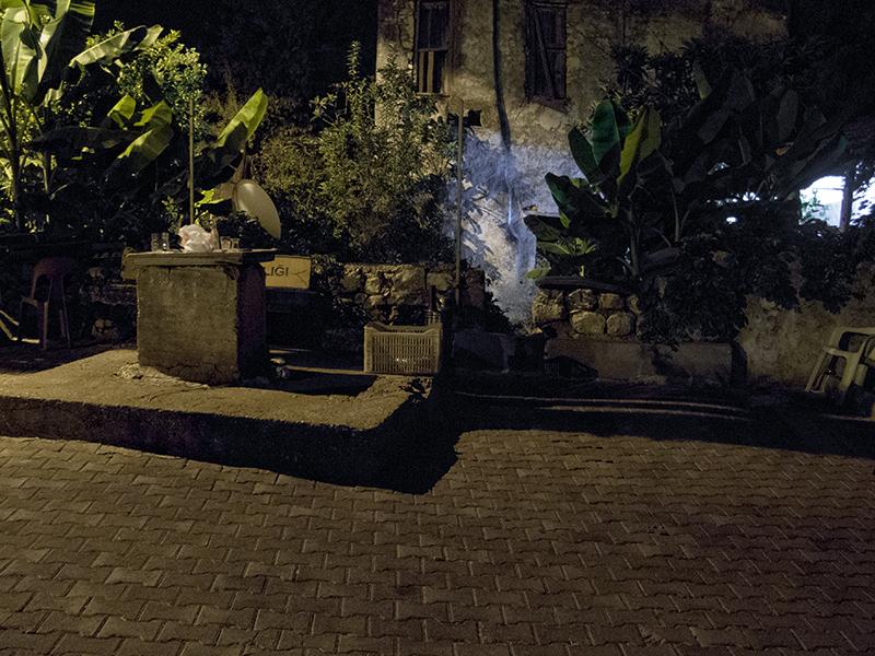 Turkey ucagiz village night