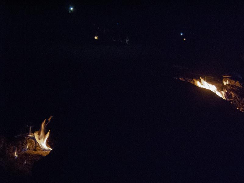 Turkey yanartas chimera natural fires