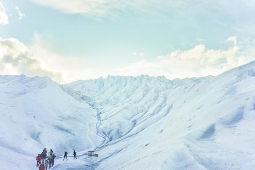 Argebtina Patagonia Calafate Perito Moreno trekking panorama