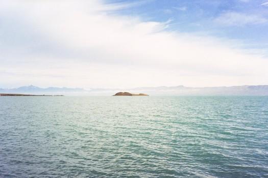 Argentina Patagonia Calafate Lago Argentino Isla Solitaria