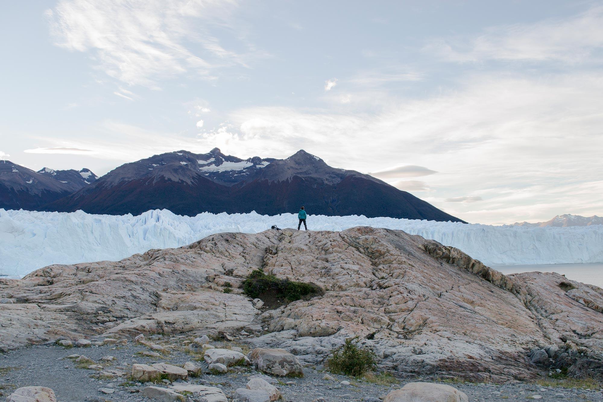 Argentina patagonia Calafate Perito Moreno explorer