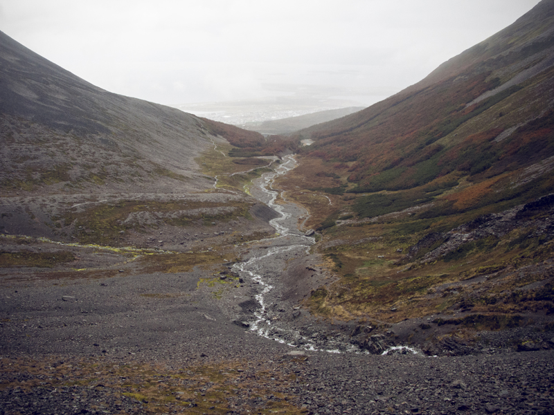Argentina ushuaia glaciar martial beagle channel