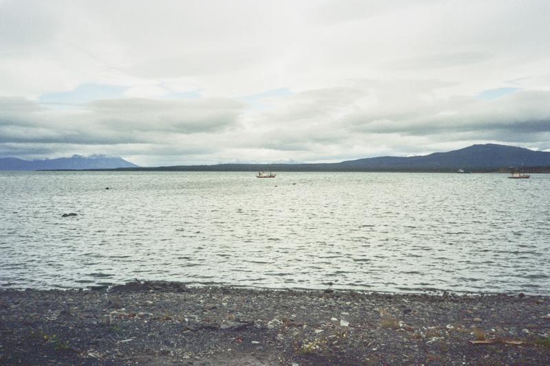 Chile Patagonia Puerto natales