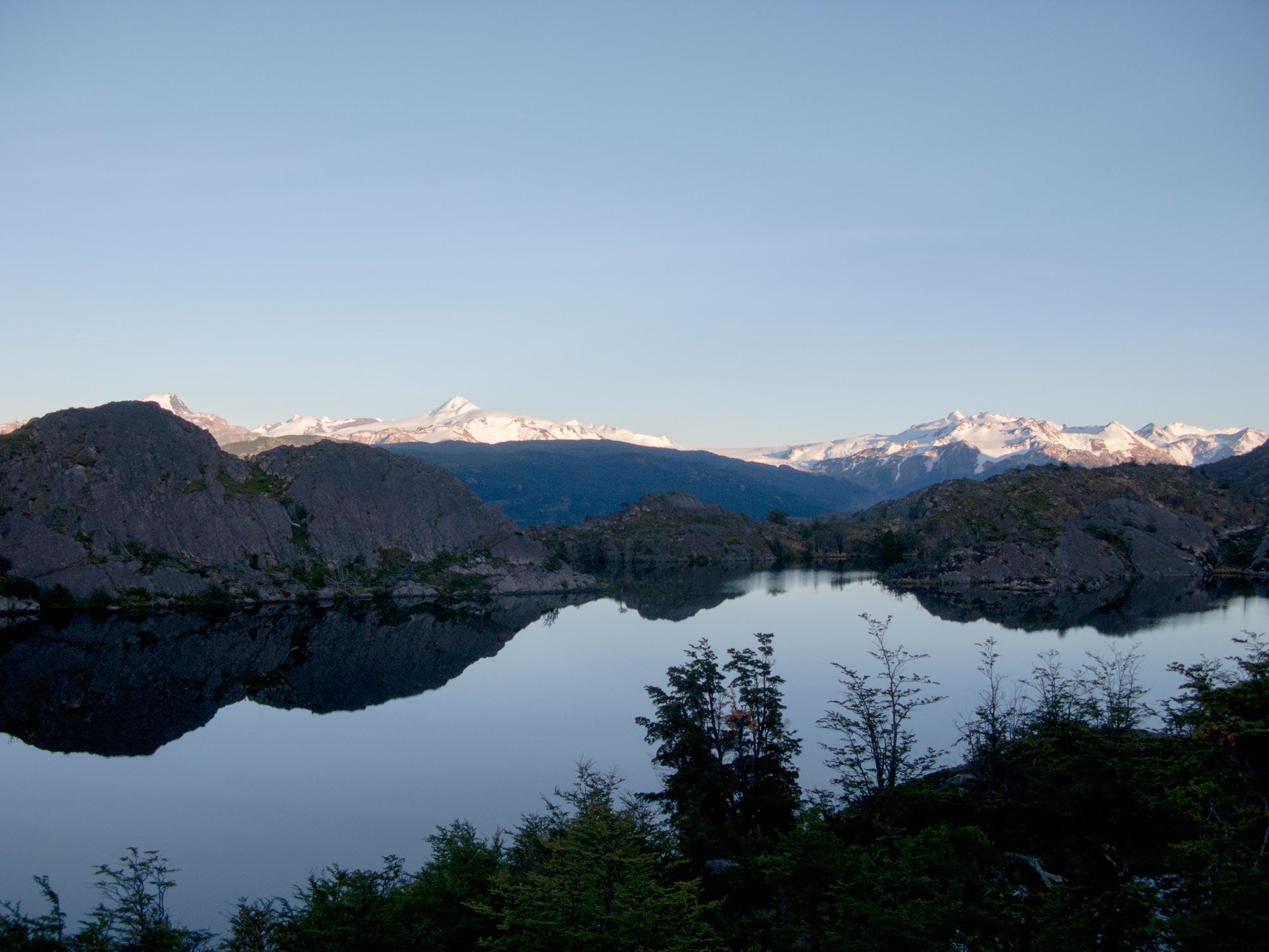 Chile Patagonia Torres del Paine Los Patos