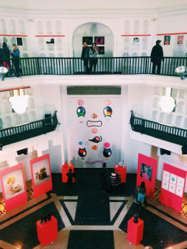 Berlin Pictoplasma 2015 view