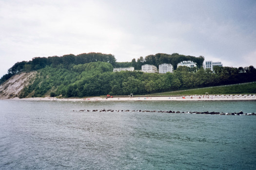 Germany Rugen beach panorama