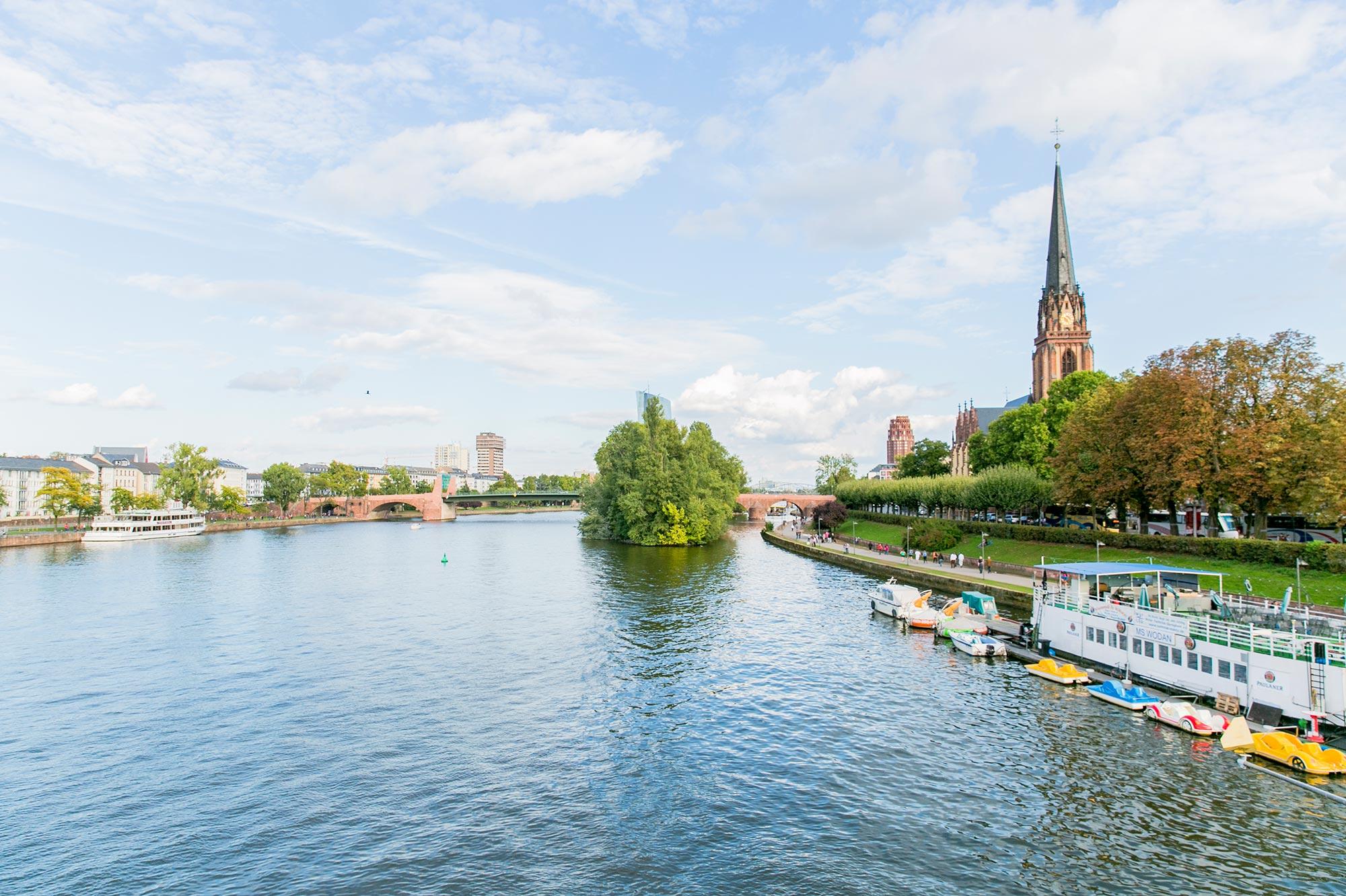main river frankfurt