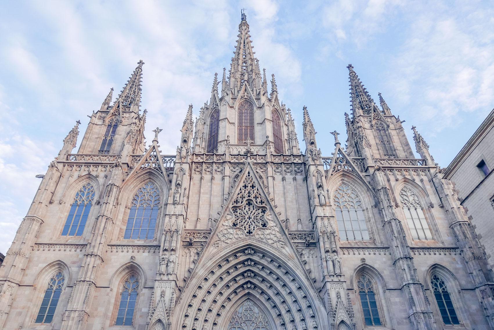 Spain Barcelona Catedral