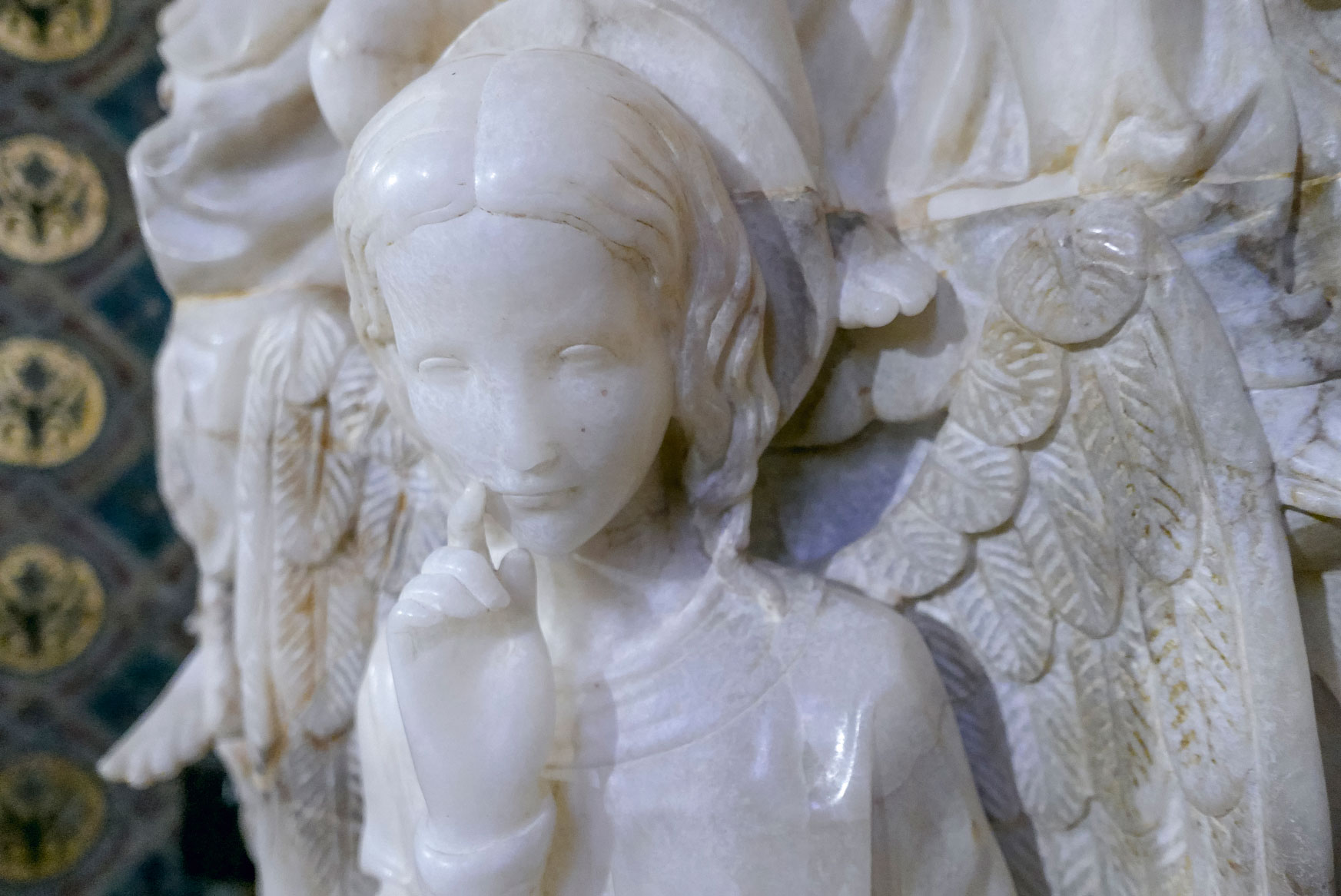 Spain Barcelona Montserrat Monastery Santa Maria2