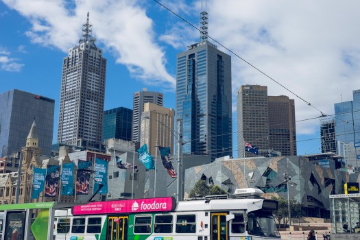 australia-melbourne-city-centre-skyline